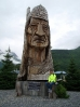 Van Valdez (Alaska) naar Dawson City (Canada)