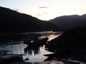 02-De Mekong bij Pak Beng