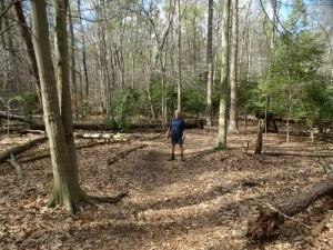 Lekkere boswandeling in Greenbelt NP