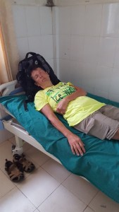 04-Het groene bed in de Emergency Room ??