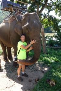 Tita en de olifant