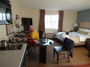 "Onze ""suite"" in Candlewood"