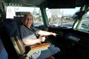 """""""The Boss"""" van de US Midway"""