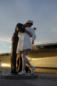 """The Sailor and his """"Love"""""""