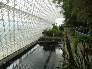 De Ocean in Biosphere 2