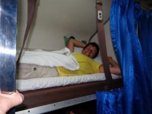De Second Classe Sleeper