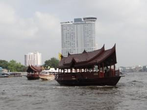 Vervoer op de Chao Praya