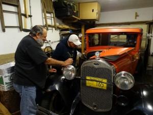 De Ford uit 1929