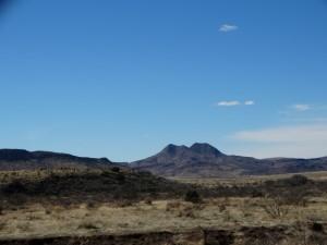 """Uitzicht vanaf camping """"La Vista"""""""