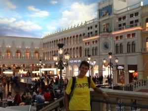San Marco plein in The Venetian