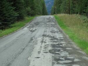 20 Km Gaten en gravel