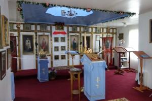 De Russisch Orthodoxe kerk