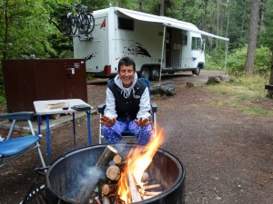 Bull River campground