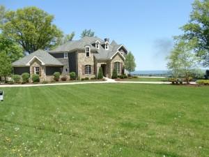 """Een """"huisje"""" aan het Lake Erie"""