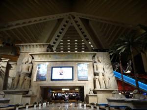 De Pyramide van Luxor