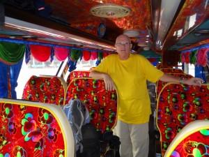 De luxe VIP bus