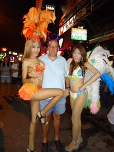 "De ""Lady Boys"" in Bangla Road"