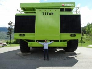Tita en de Titan