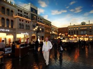 San Marco plein in de Venetian