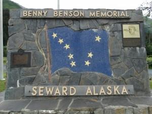 De Vlag van Alaska