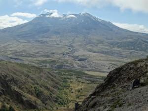 Mount St. Helen nu