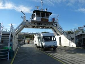 Prive ferrynaar Keller