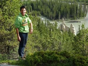 De Hoodoos in Banff