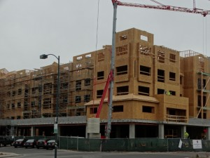 Zelfs meer verdiepingen in houtbouw