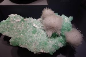 Mesolite en Fluorapophyllite