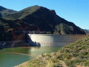 De Roosevelt Dam