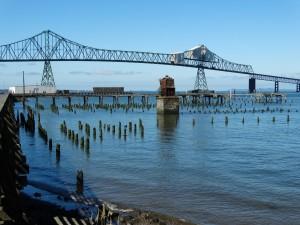 Washington - Oregon brug