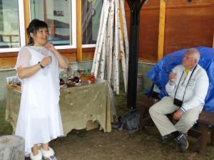 Medical Tea Ceremony met Fran