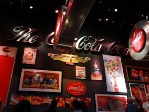 Coca Cola overal ter wereld verkrijgbaar