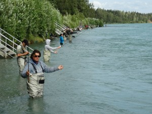 Alaskan Fishing Fever