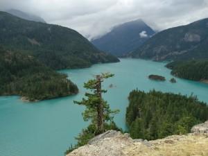 Diabolo Lake