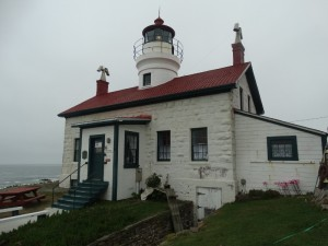 Historic Lighthouse Crescent City