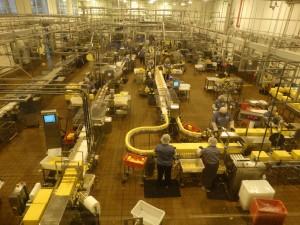 Kijkje in de Tillamook kaasfabriek