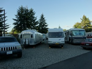 Twin Cedars RV Park in Lynwood