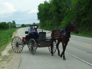 Amish op de vlucht langs de Mississippi