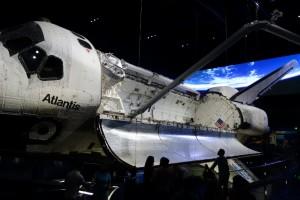 De Atlantis na 33 vluchten
