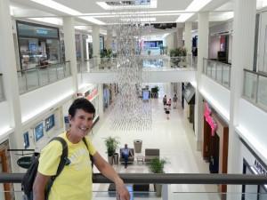 Doorkijkje in de Mall of America