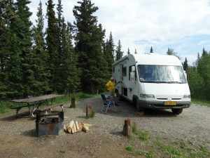 Clearwater State Campground