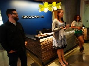 Geocaching Headquarters