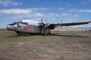 Greybull Airport, maar deze vliegt niet meer