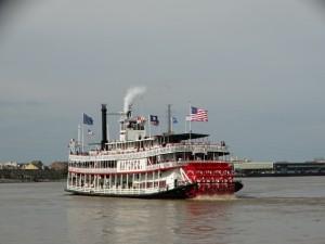 Afscheid van New Orleans