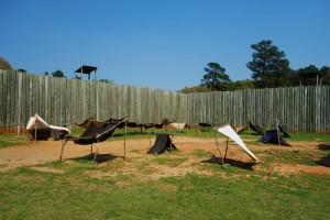 Zo leefden de gevangenen in 1864/1865