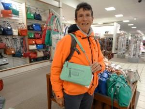 Een nieuwe tas voor Tita
