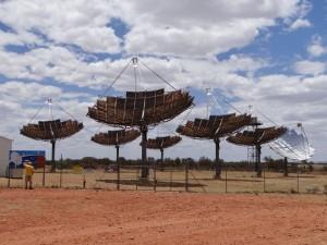 Solar Panel System in Hermansburg