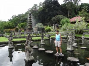 De stapstenen in Tirtangangga