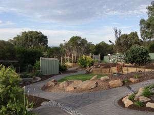 De nieuwe Anastasia tuin